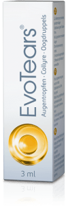 EvoTears Augentropfen Packung