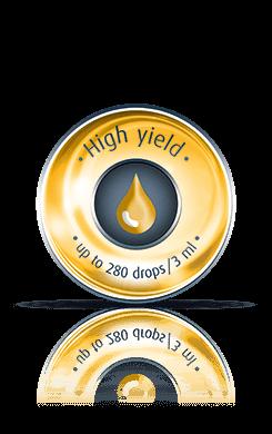 Icon high yield